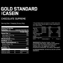 Load image into Gallery viewer, Gold Standard Casein