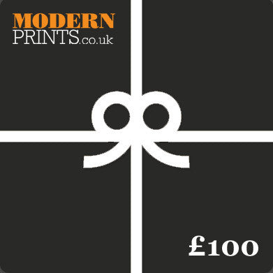 ModernPrints £100 Gift Card