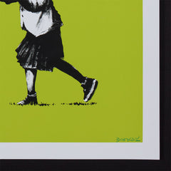 Banksy signed print for sale