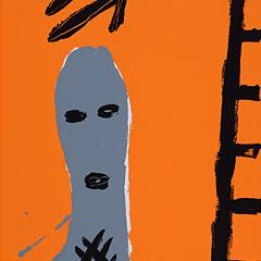 Bruce McLean signed prints