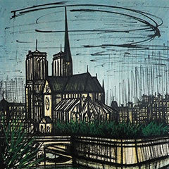 Bernard Buffet lithographs signed