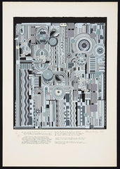 From Early Italian Poets Eduardo Paolozzi