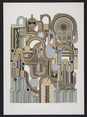 Eduardo Paolozzi Catalogue for Harmony