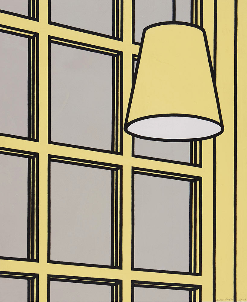 Patrick Caulfield Interior Morning