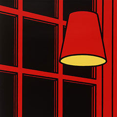 Patrick Caulfield screenprint