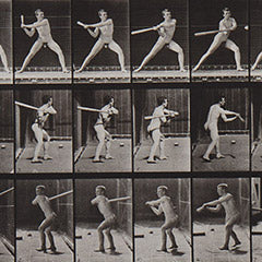 Eadweard Muybrige photos and collotypes for sale