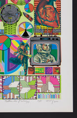 Paolozzi signed prints for sale