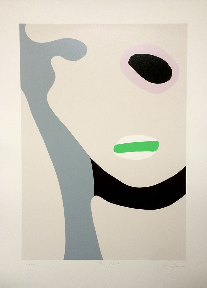 Gary Hume The Cleric 2000