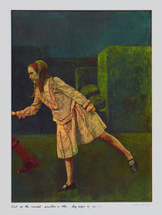 illustrations Peter Blake signed prints alice in wonderland