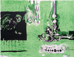 graham sutherland hanging form owl and bat