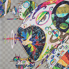 Takashi Murakami Prints for sale