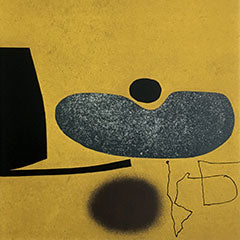 signed Victor Pasmore print