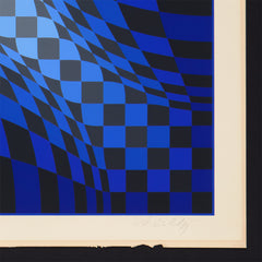 Vasarely artist signature