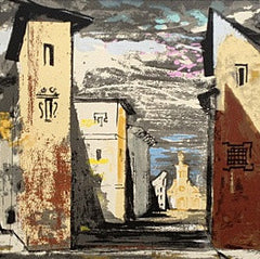 Street Scene from Don Giovanni