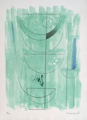 Barbara Hepworth Green Man