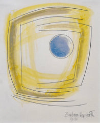 Barbara Hepworth Winter Solstice 1971