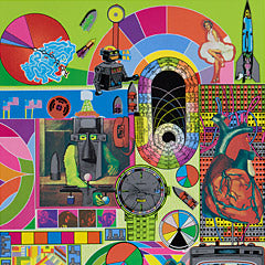 paolozzi prints signed