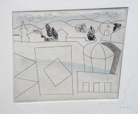 Ben Nicholson Lucca small version 1967