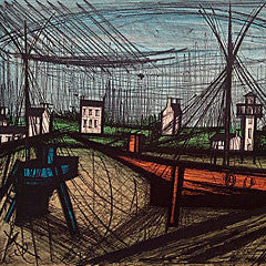 bernard buffet prints