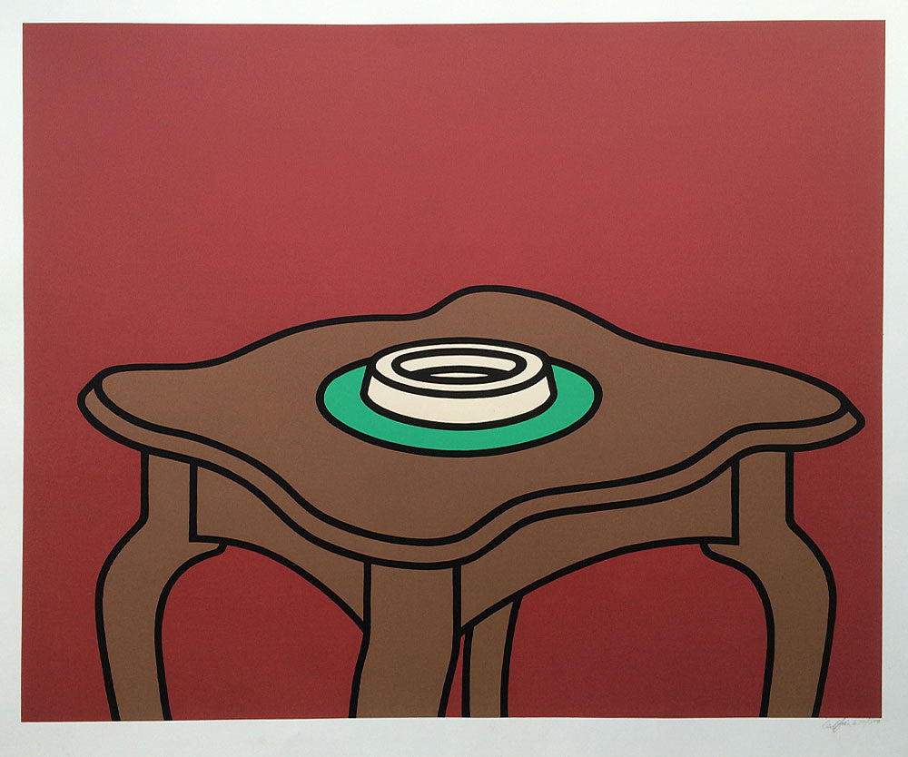 patrick caulfield occasional table
