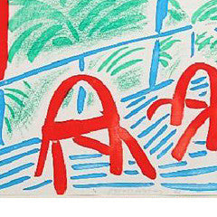 David Hockney Homemade