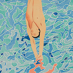 David Hockney original prints