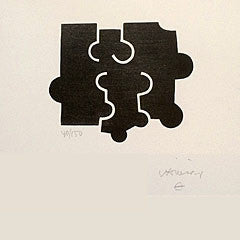 Eduardo Chillida prints sale