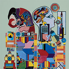 Eduardo Paolozzi print for sale