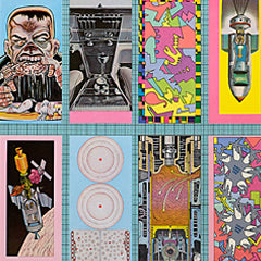 eduardo paolozzi screen print for sale
