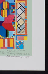 Eduardo Paolozzi signature prints for sale