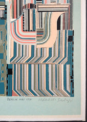 Paolozzi signed prints