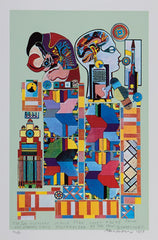 Eduardo Paolozzi The Sun Dissolves