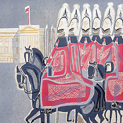 Edward Bawden lithographs