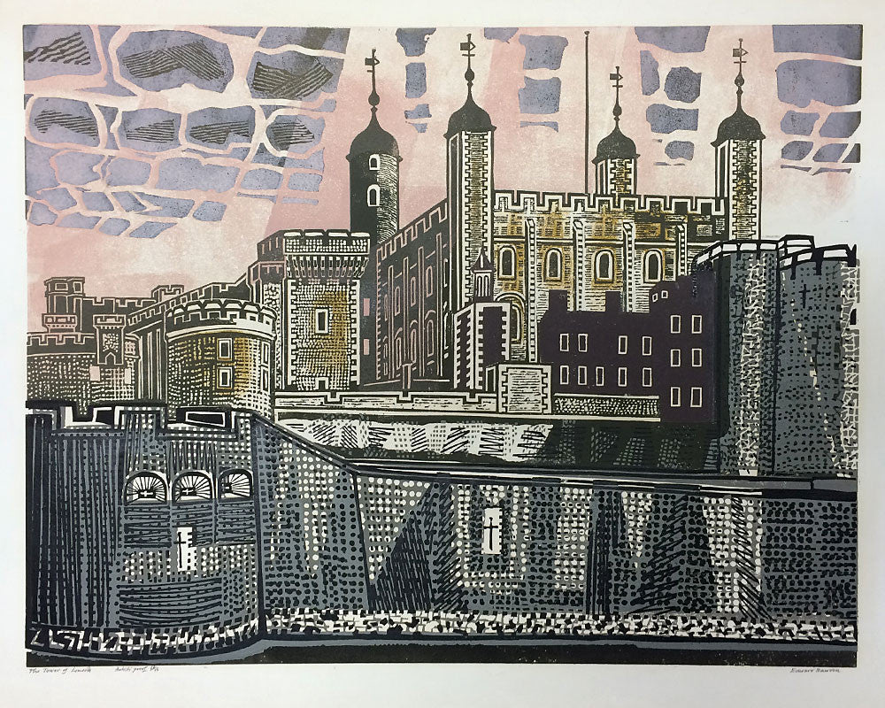 edward bawden The Tower of London
