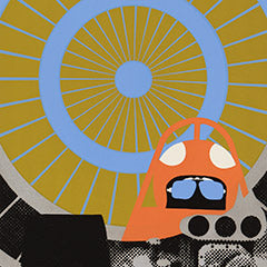 Gerald Laing Screenprints