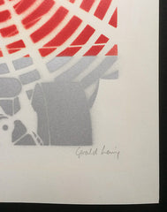Gerald Laing signed