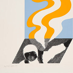 Gerald Laing screen prints