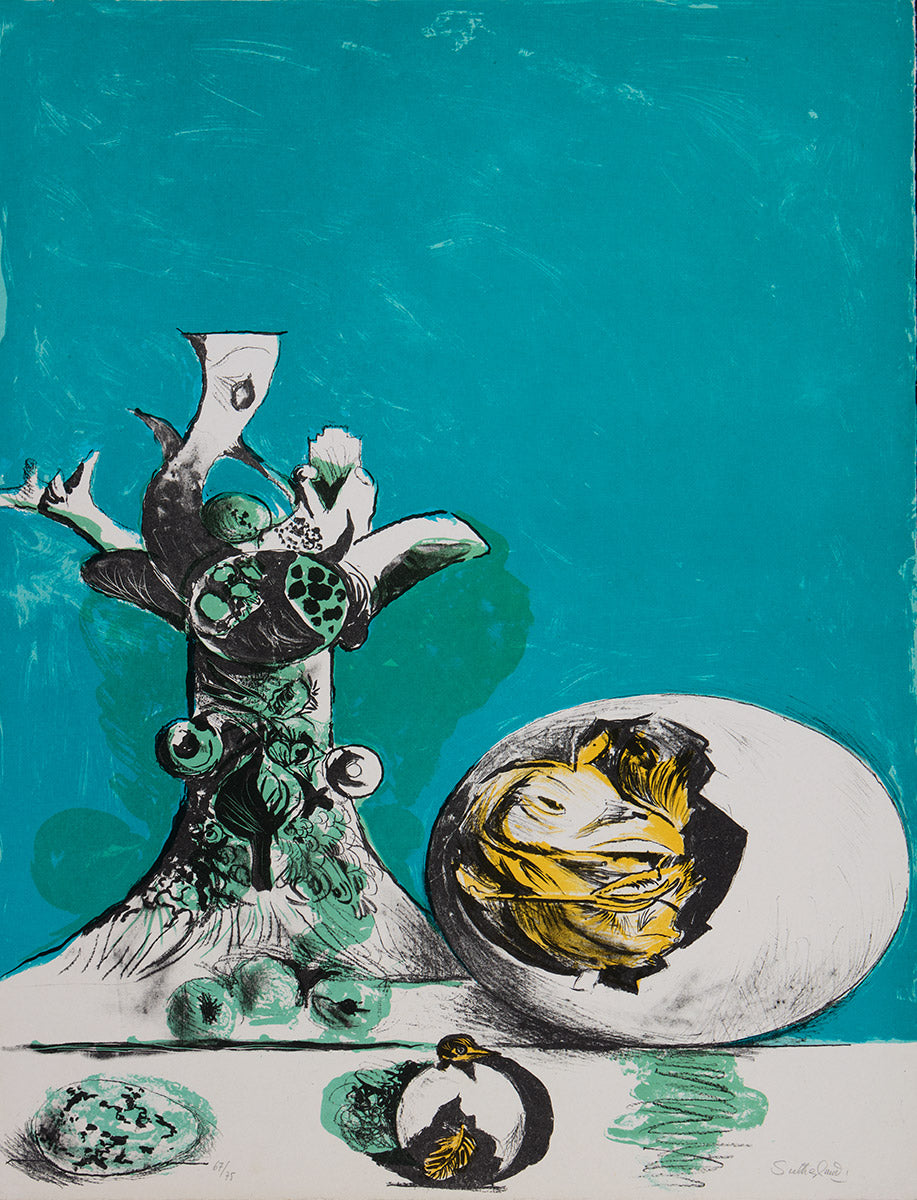 graham sutherland the egg