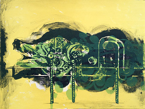 Graham Sutherland Submerged Form 1968