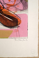 Signed Stanley William Hayter print