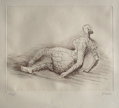 Henry Moore Print for Sale
