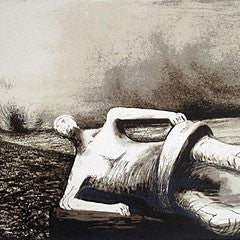 henry moore lithograph sale