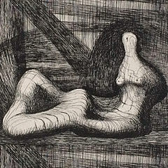 Henry Moore Signed prints for sale