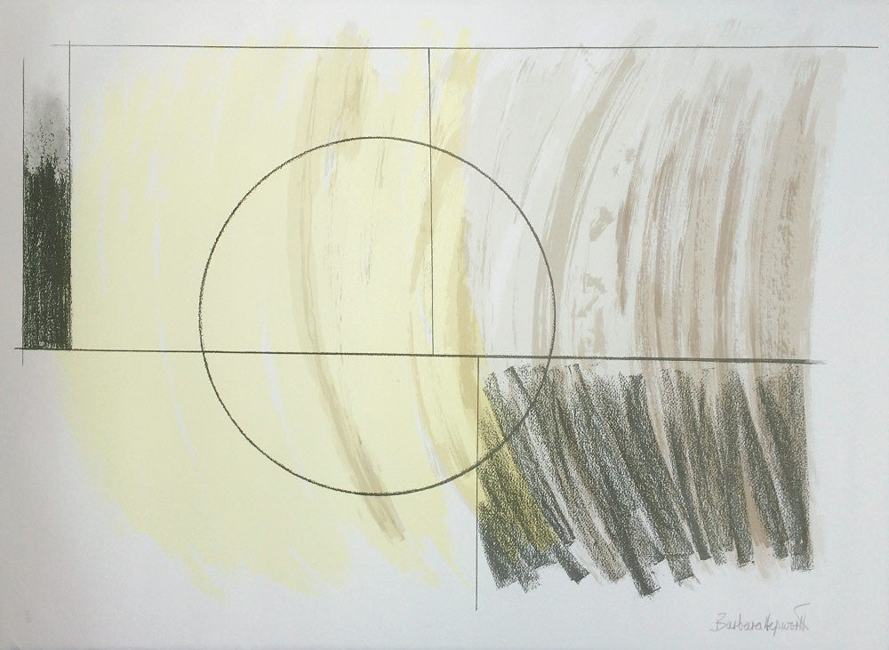 Barbara Hepworth Moon Landscape