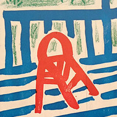hockney prints