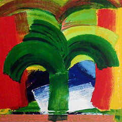 Howard Hodgkin Print