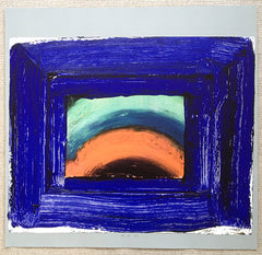 Howard Hodgkin Venetian Glass print