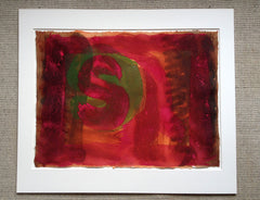 red listening ear howard hodgkin