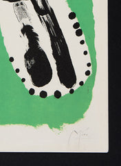 Joan Miro signed print for sale