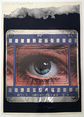 Joe Tilson Transparency Clip O Matic Eye